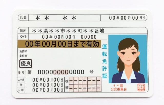 自動車運転免許の更新でドジらないために事前に知っておきたいこと