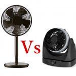 扇風機とサーキュレーターはどちらが快適?