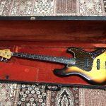 Fender JazzBass 60sのネック調整