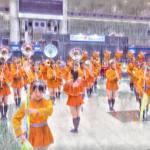京都橘高校吹奏楽部 2018楽器フェア出場時の構成の魅力