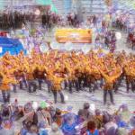 京都橘高校吹奏楽部 クサツ・ハロウィン2018