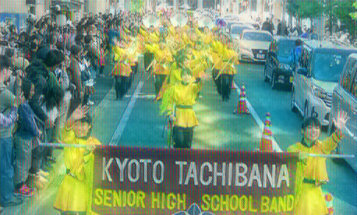 京都橘高校吹奏学部|オレンジの悪魔