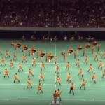 全日本マーチングコンテスト2009(金賞)京都橘高校吹奏楽部